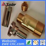 Brass CNC Lathe Turning Parts for Valve
