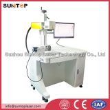 Portable Newly Fiber Laser Rotary Writing Machine for Jewelry Parts Engraver with Rotary