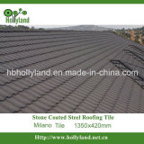 Milano Colorful Stone Coated Metal Roof Tile