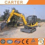 Hot Sales 4.5t (CT45-8B) Multifunction Hydraulic Crawler Mini Excavator