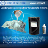 Room Temperature Vulcanized Silicone Rubber, Gypsum Column Mold Silicone Rubber, Mould Making Liquid Silicone Rubber