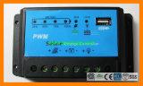 DC12V Port 24V PWM 10A Solar Charge Controller
