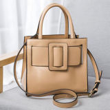 Trendy Lady Handbag Genuine Leather Women Tote Sling Bag Emg4721