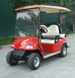 Electric Golf Car with Backup Seat