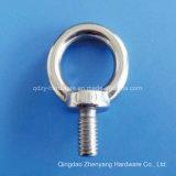 Stainless Steel DIN 580 Collared Eye Bolt