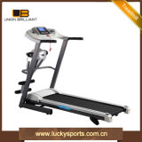 New Home Folding Manual Motorized Electric Fitness Treadmill with Massager