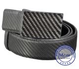 New Arrival High Quality Real Carbon Fiber Whole Men′s Belt