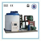 Water Cooled Chemical Industrial Cooling Ice Machine