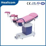 Hdj-a CE Approved Electric Gynecological Hospital Bed