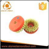 100mm M14 Antique Abrasive Stone Diamond Brushes
