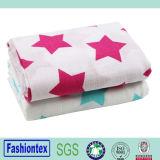 100% Cotton Fabric Muslin Blanket Muslin Swaddle Wrap