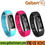 Gelbert Bluetooth Smart Sports Bracelet with Intelligent Burglar Alarm