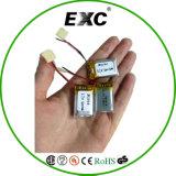 Exc802030 3.7V 400mAh Li-ion Lithium Polymer Battery