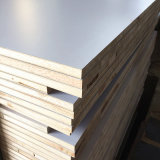 HPL Laminated Sheet White Color Blockboard Core / HPL Laminated Blockboard