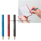 Multicolor Mini Triangle Golf Pencils for Promotional Gifts