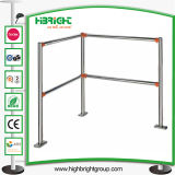 Supermarket Electronic Tripod Turnstile Access Control