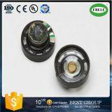 Fbf27-1L 27mm Round Shape Plastic Frame Inner Magnet Mylar Speaker
