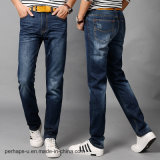 High Quality Men′s Denim Jeans with Custom Logo