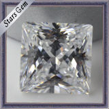 Princess Cut Synthetic Cubic Zirconia Gemstone (STG-030)