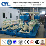 CNG27 Skid-Mounted Lcng CNG LNG Combination Filling Station
