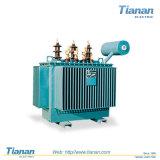 5 MVA, 7.2 - 36 kV Power Transformer / Oil-Filled