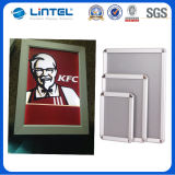 Aluminum Picture Frame Double Sided Click Frame (A1/A2/A3/A4)