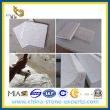Pearl White Granite Stone Tile for Stair (riser & step)