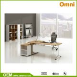 Modern Design Wooden Executive Office Desk (OM-DESK-12)