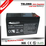 12V9ah Toy Car Lead Acid Battery with UL CE