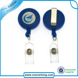Cheaper Plastic Round ID Badge Yoyo Reels