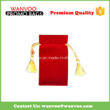 Promotional Velvet Fabric Pouches for MP3 Player