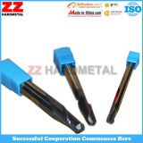 Tungsten Cemented Carbide End Mills for Cutting Tools