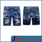 Men Trousers High Waisted Jeans Shorts (JC3355)