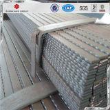 Hot Rolled Serrated Flat Shape Bar for Steel Grating