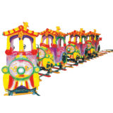 Hot Sale Playground Equipment Trackless Train