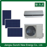 Newest Acdc 50% Hybrid Quietest Air Conditioner Solar Power Panel