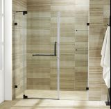 New View Frameless Shower Door for Bathroom