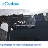 Customized Quick-Freezing Cold Storage for Food