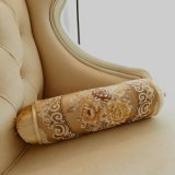 Decorative Home Indoor/Outdoor Round Bolster Pillow