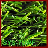W-Shape Monofilament Yarn Artificial Grass for Football Field