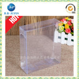 Wholesales Blank Clear Transparent PVC Packaging Box (JP-pb014)