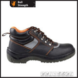 Structure Industrial Safety Shoe with Steel Toe Cap (SN1625)