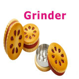 Popular Design Tobacco Plastic Herb Grinder