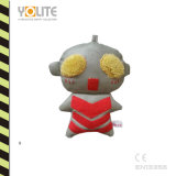 Reflective Plush Ultraman Toys for Safety