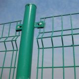 Anping Double Sides Bending Mesh Fence