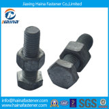 High Strength HDG Hexagon Bolts and Nuts 4.8grade
