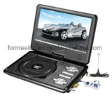 9inch Portable DVD Player Pdn989 with Analog TV Games
