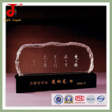 Iceberg Shape Pure High Quality K9 Crystal Award (JD-CB-318)