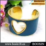 Wholesale Soft Enamel Craved Name Gold Bracelet # 31141