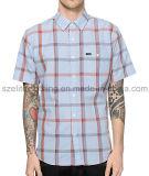 2015 Short Sleeve Plaid Shirts (ELTDSJ-389)